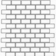 P: 1 x 2 Brickbond