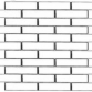 P: 1 x 4 Brickbond