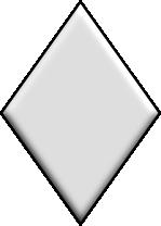 2 inch rhomboid