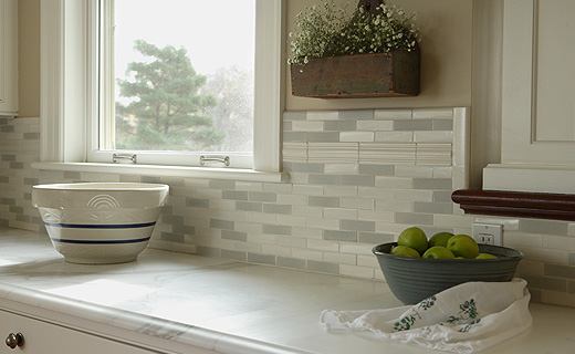 Kitchens Trikeenan Tileworks Handcrafted Ceramic Tile