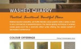 Washed Quarry Brochure